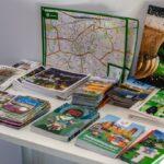 Broszury i ulotki dostępne w Przystanku Turystycznym w Iłowej